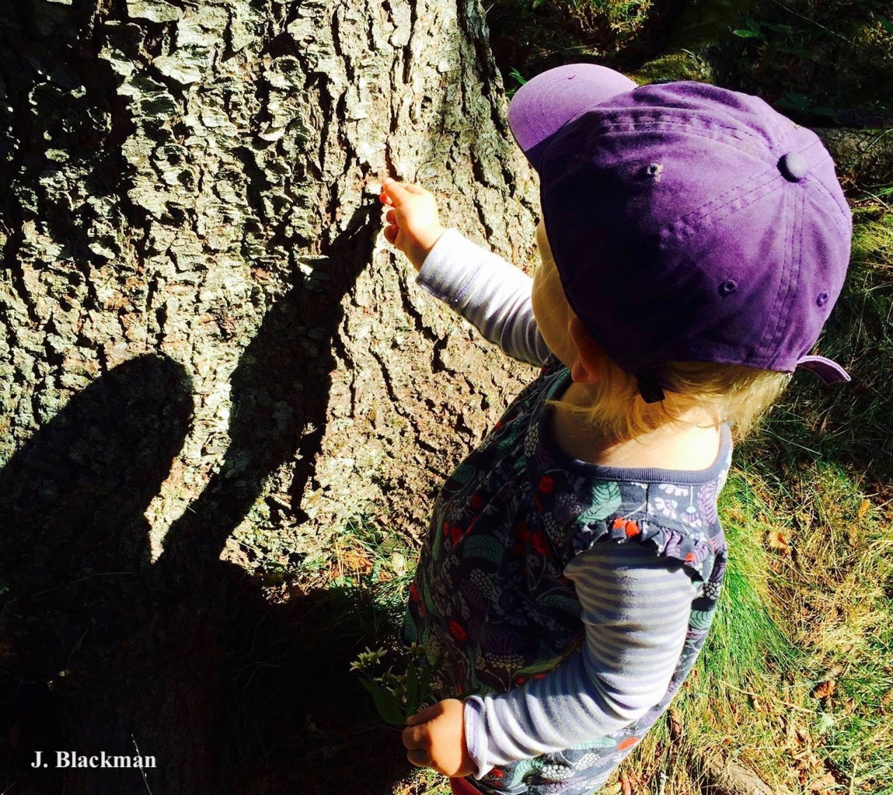 Fostering a connection with nature in children