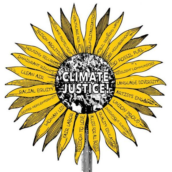 The importance of Climate Justice and Just Transition